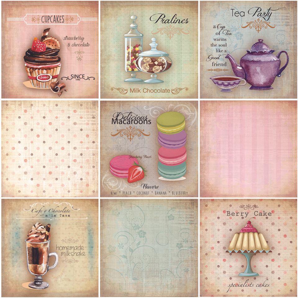 Ceramica-Esmaltada-Decorada-Collage-Cocina
