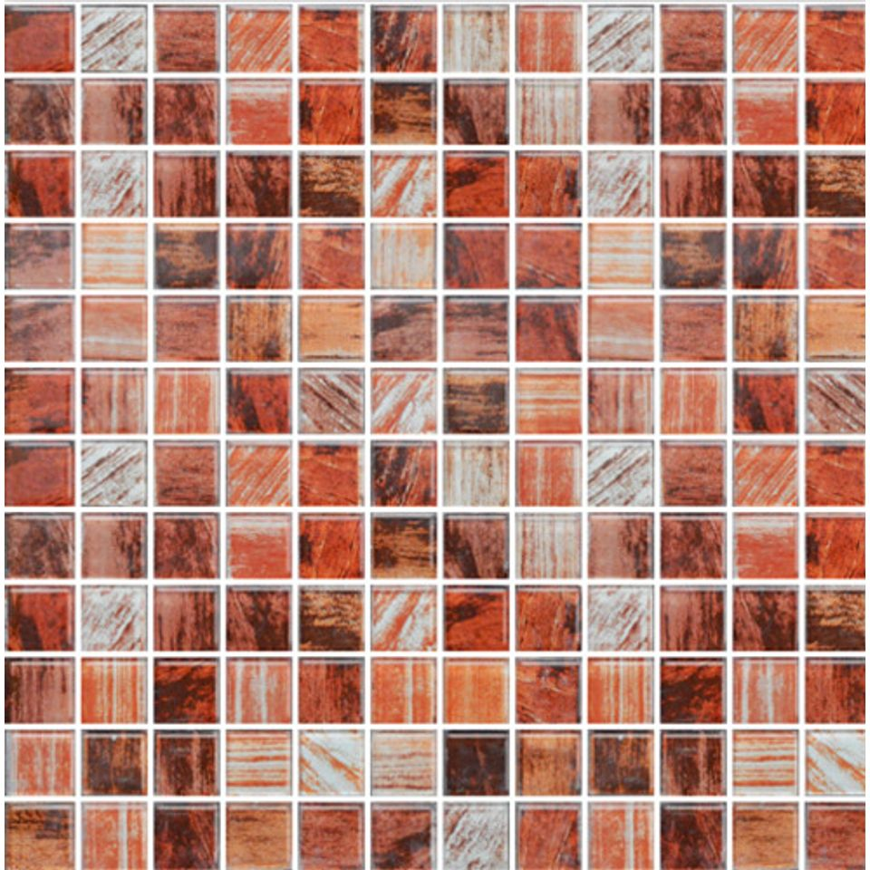Malla-Rojo-Mosaico