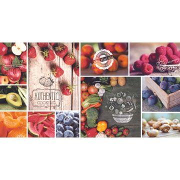 Ceramica-Esmaltada-Decorada-Frutas