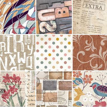 Ceramica-Esmaltada-Decorada-Collage-Mix