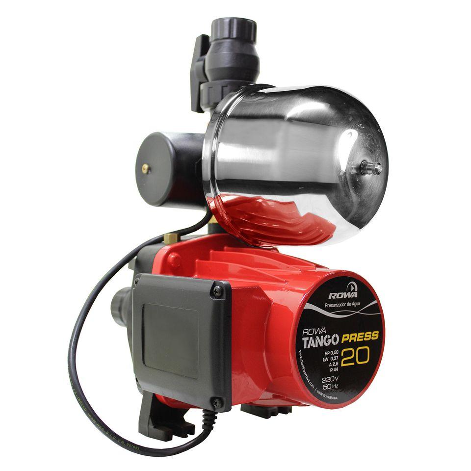Bomba Presurizadora de Agua Tango Para Tanque Cisterna y ...