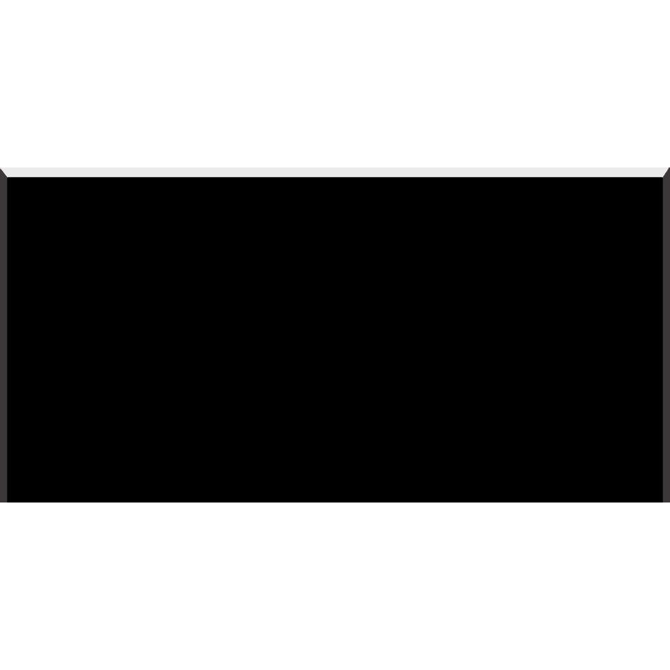 Revestimiento-Negro-Brillante-75x15-Cm.