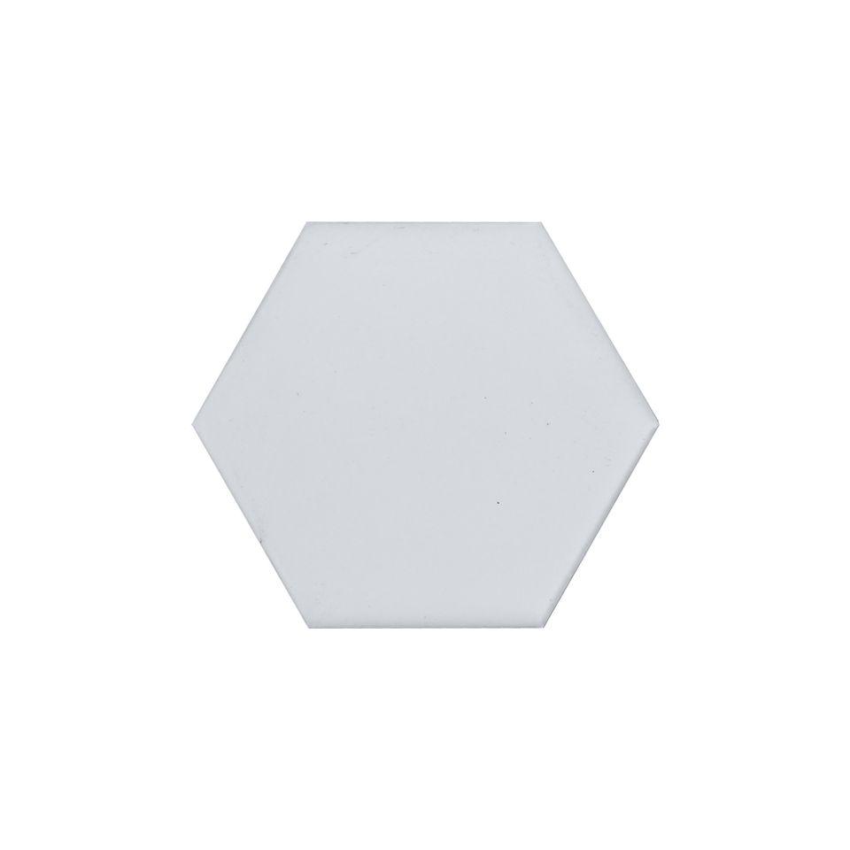 Pieza-Hexagono-Blanco-10x10-Cm.