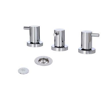 Griferia-para-Bidet-Cylinder-Cromo
