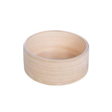 Bacha-de-Ceramica-Cilindrica-Marron