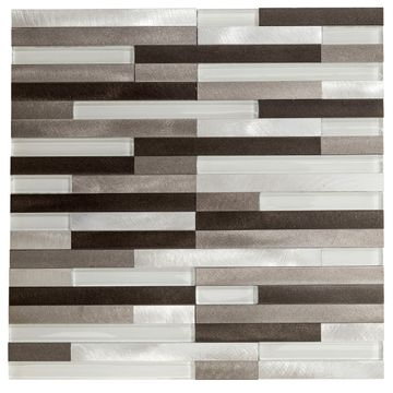 Malla-Lund-Strip-Gray-30x30-Cm