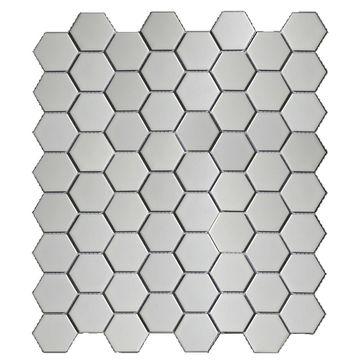 Mosaico-Hexagono-Blanco-26x30-Cm.