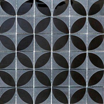Malla-Lauben-Black-30x30-Cm