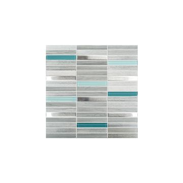 Malla-Silver-Wood-30x30-Cm.