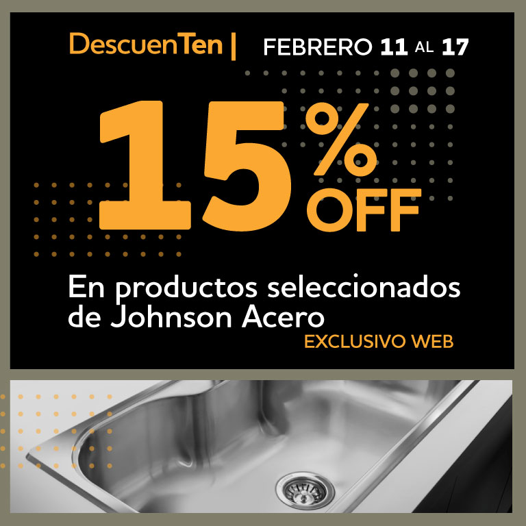 Productos Johnson mobile