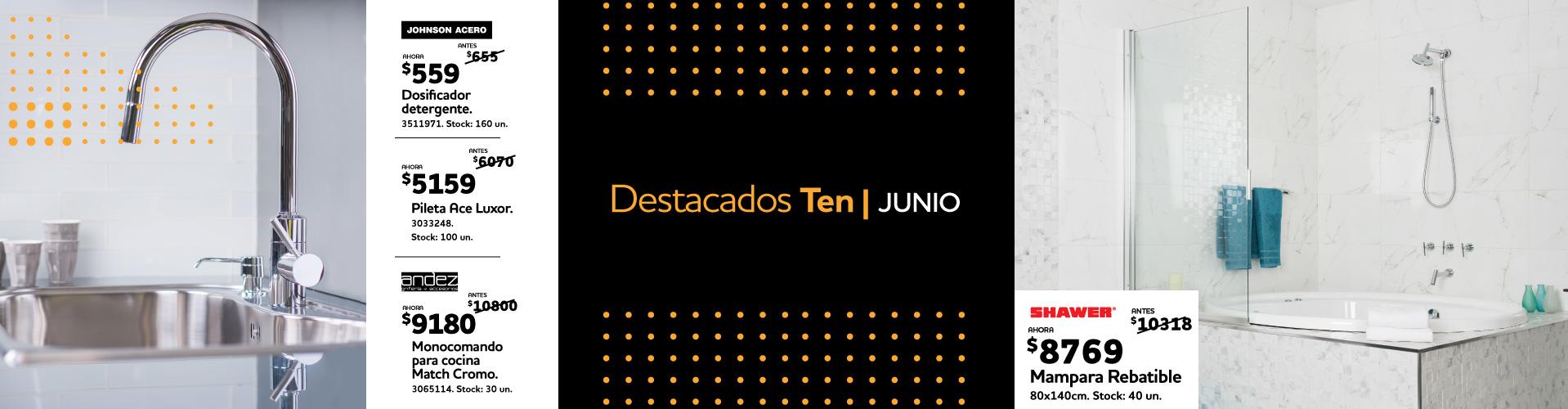 DESTACADOS JUNIO