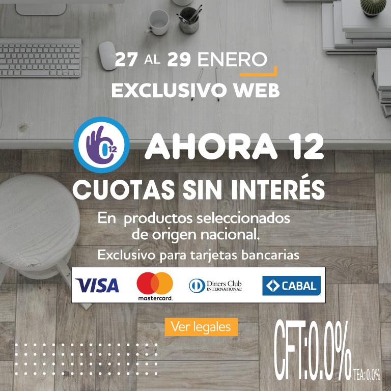 AHORA 12 EXCLUSIVO WEB
