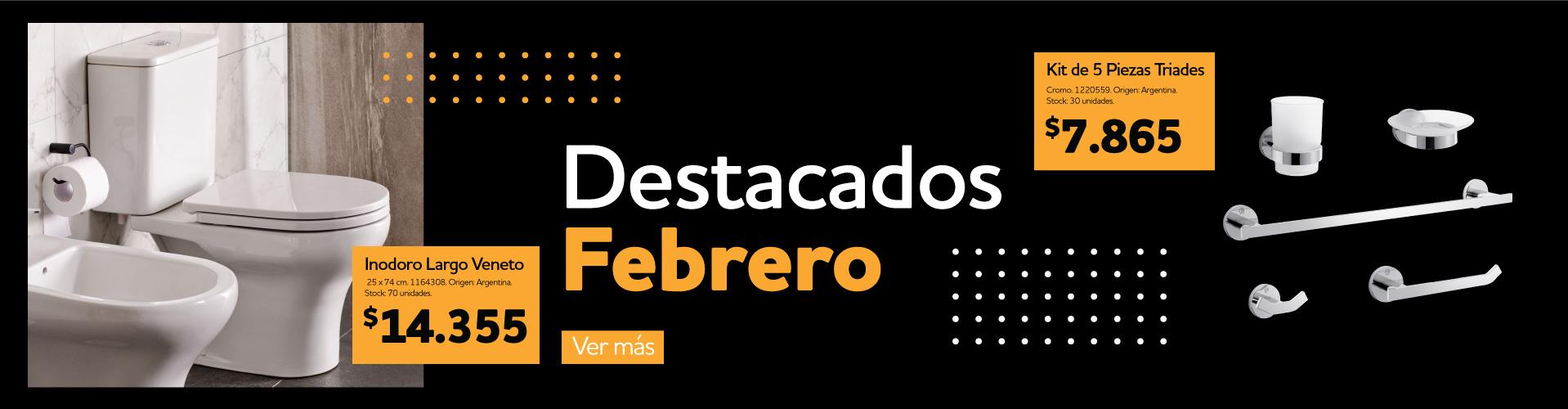 DESTACADOS FEBRERO