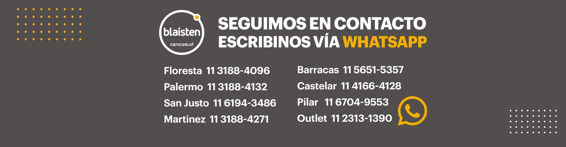 whatsapp tiendas