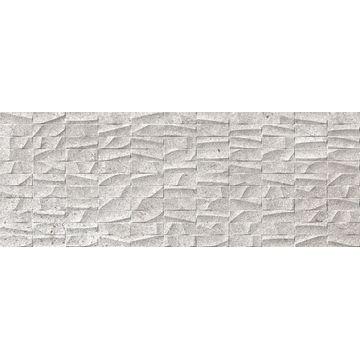Revestimiento-Mosaico-Prada-Acero-45x120-Cm.
