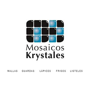 mosaicos kristales