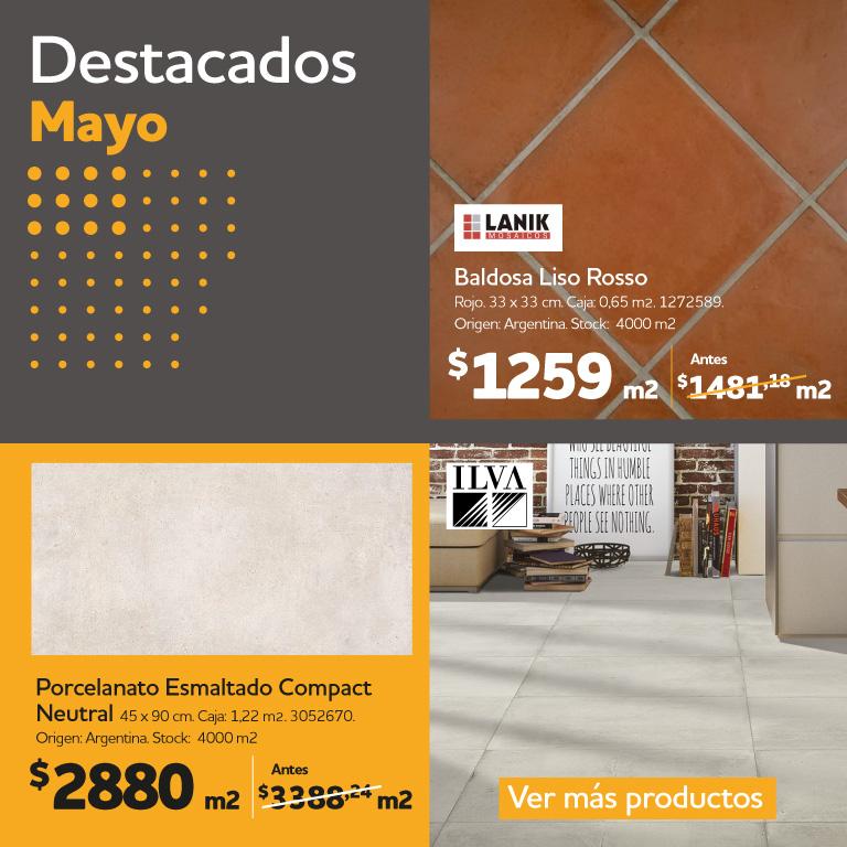 Destacados Mayo
