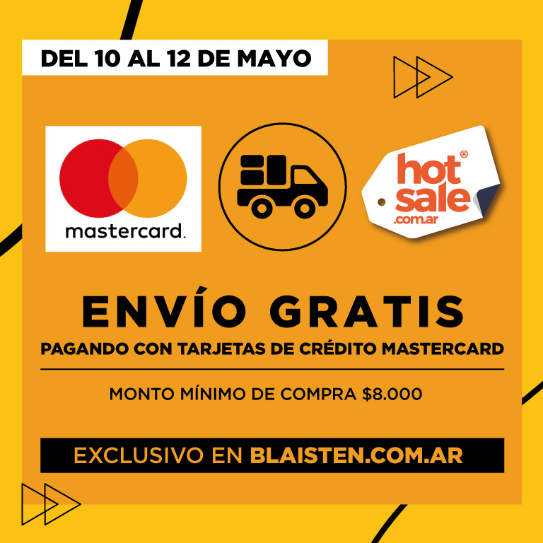 ENVIO MASTER 10, 11 Y 12