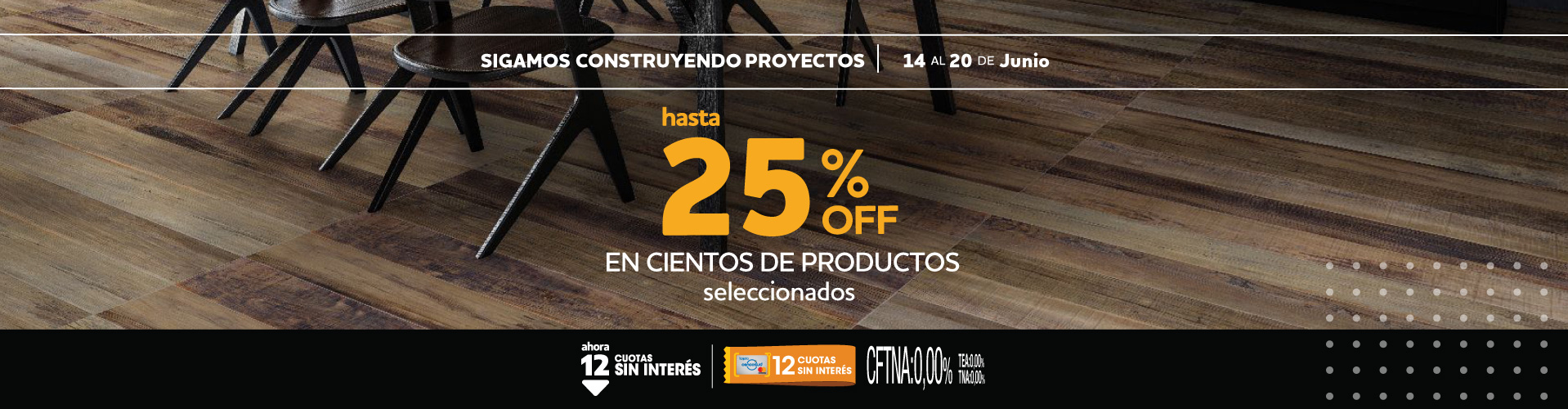 TIENDA + WEB 14 al 20 Hasta 25% en cientos de productos